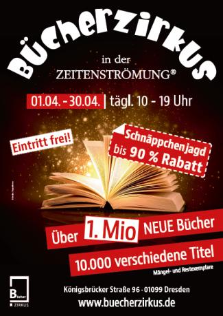 Bücherzirkus Dresden
