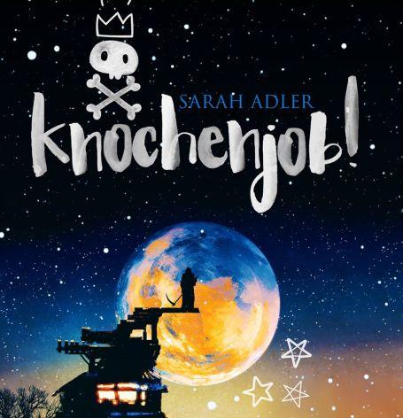 Bild: Cover - Knochenjob (Drachenmondverlag)
