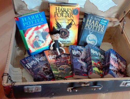 English Harry Potter