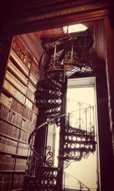 Bibliothek des Trinity College Dublin