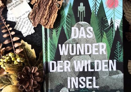 Das Wunder der wilden Insel // Peter Brown
