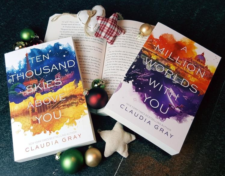 Buchreihe von Claudia Gray