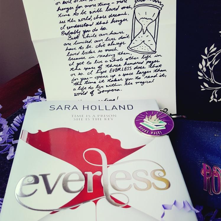 Everless // Sara Holland