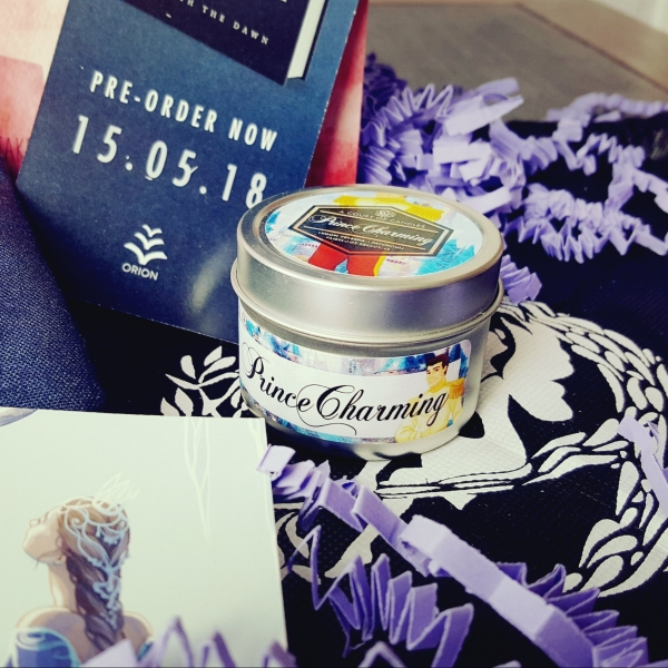 Bookish-Candle - Prince Charming
