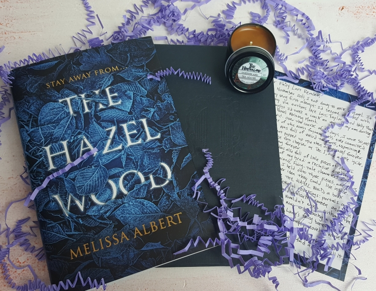 The Hazelwood - Melissa Albert