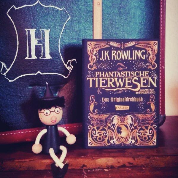 Die Phantastischen Tierwesen // J. K. Rowling