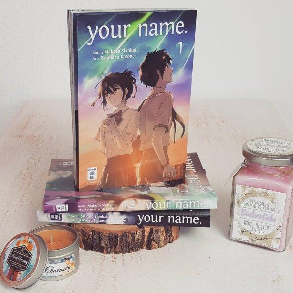 Your name. // Makoto Shinkai