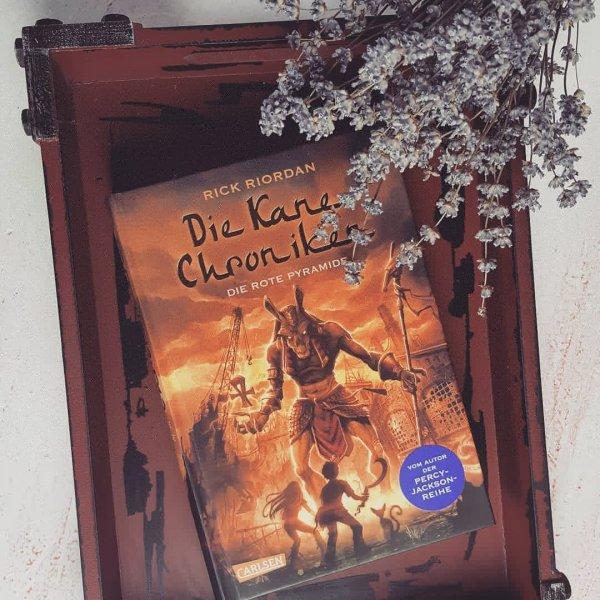 Die Kane Chroniken // Rick Riordan