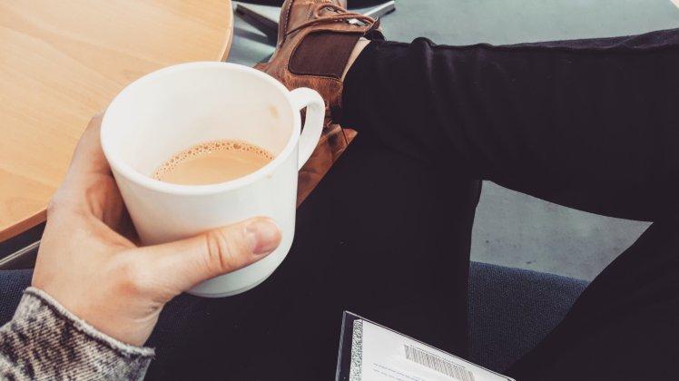 Der letzte Kaffee am Sonntag