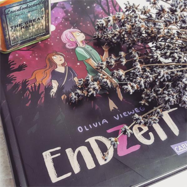 Endzeit // Olivia Vieweg
