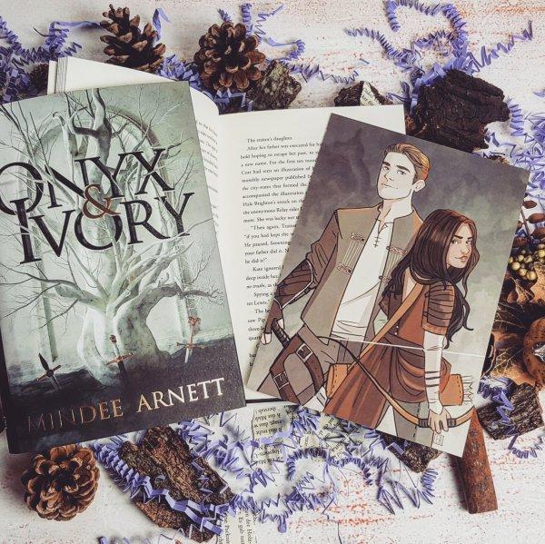 Onyx & Ivory // Mindee Arnett