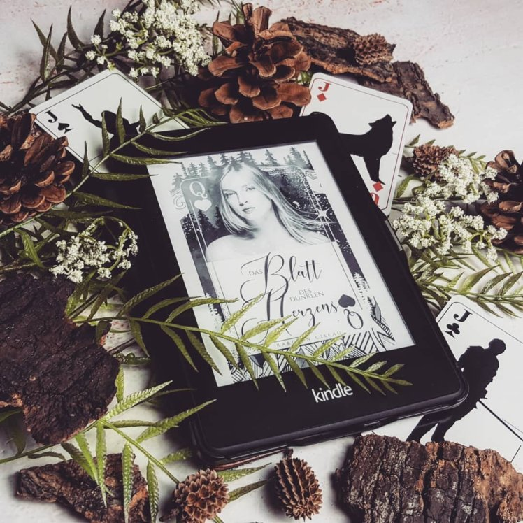 Das Blatt des dunklen Herzens // Karolyn Ciseau